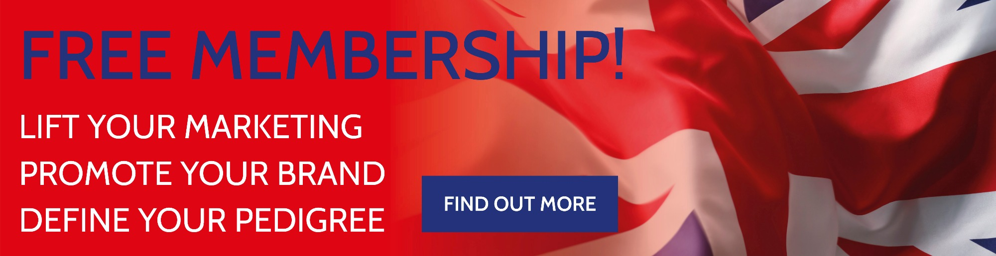 Free membership - Made in Britain logo