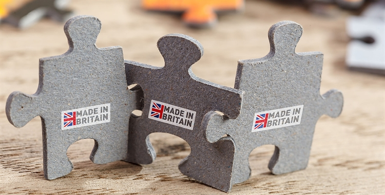 Free Made in Britain logo, UK entertainment, UK puzzle, made in britain campaign, MIB logo