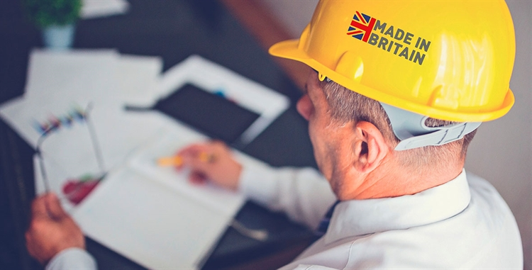 free made in britain logo, made in britain, UK products, british products, british exports, logo promotion, free promotion, apply for free logo, MIB UK, made in britain campaign, free promotional logo, UK manufacturers, UK manufacturing, british safety equipment