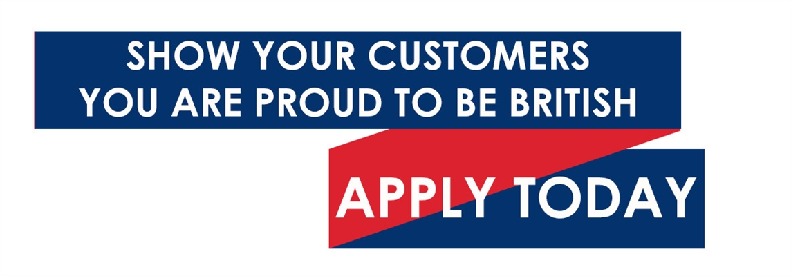 Free made in britain logo, free membership, made in britain, UK promotion, UK exports, Made in britain logo on products, Made in britain logo, UK packaging, UK products, apply for free logo, proud to be british